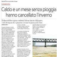 La Repubblica ed. Milano, 20 marzo 2019