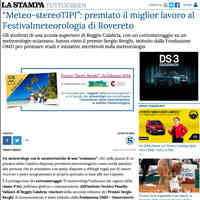 La Stampa.it, 25 dicembre 2018 [CLICCA PER LEGGERE]
