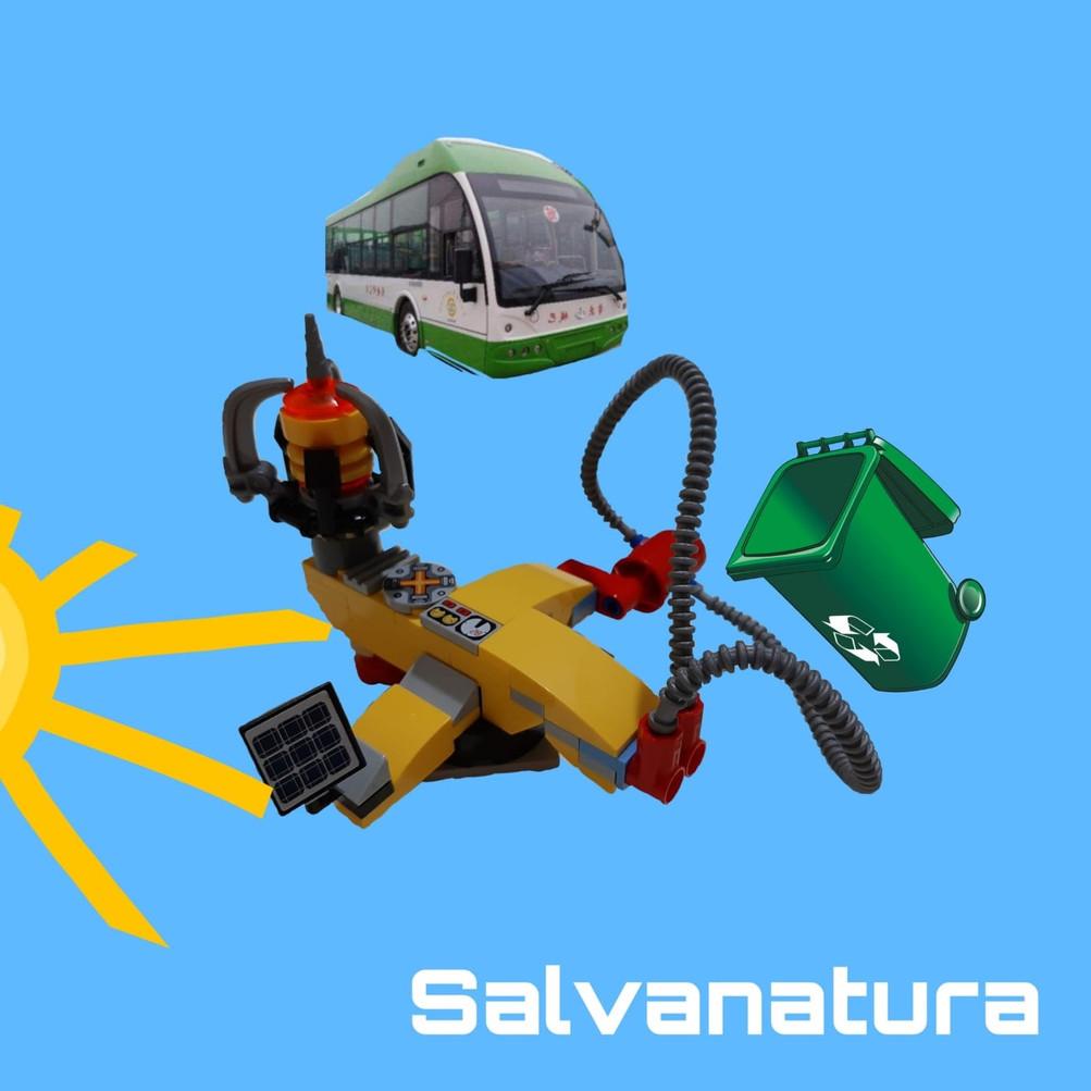 Salvanatura/energia pulita