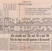 Corriere della Sera, 12 agosto 2003