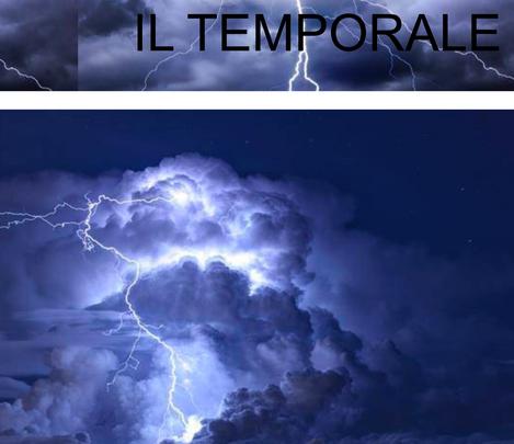 Il temporale