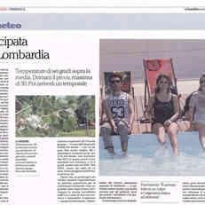 La Repubblica, 11 maggio 2015