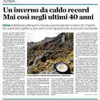 L'Eco di Bergamo, 19 marzo 2020