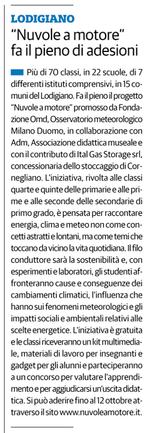 Il Cittadino, 6 ottobre 2018