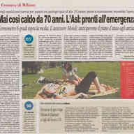 Corriere della Sera, 26 aprile 2007