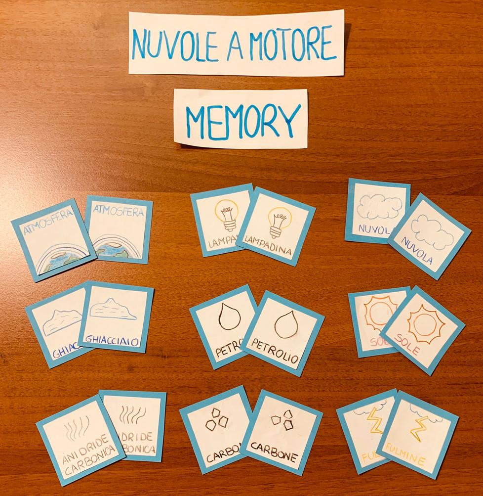 Nuvole a motore memory