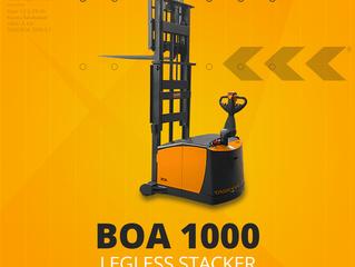 BOA 1000 Arrival Stock