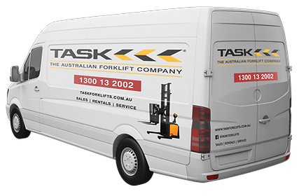 TASK Forklifts Servicing