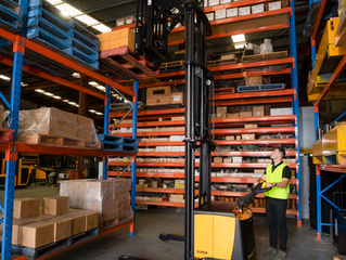 What's an average amount offorklift use?