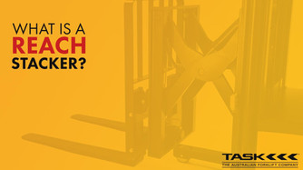 What is a Reach Stacker?
