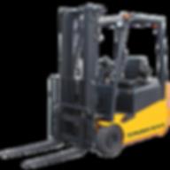 TASK J18 Ride-On Forklift