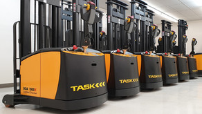 How much does it cost to service a walkie stacker?