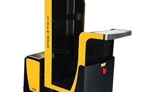 Why choose the TASK SIDEWINDER Task Support Vehicle?
