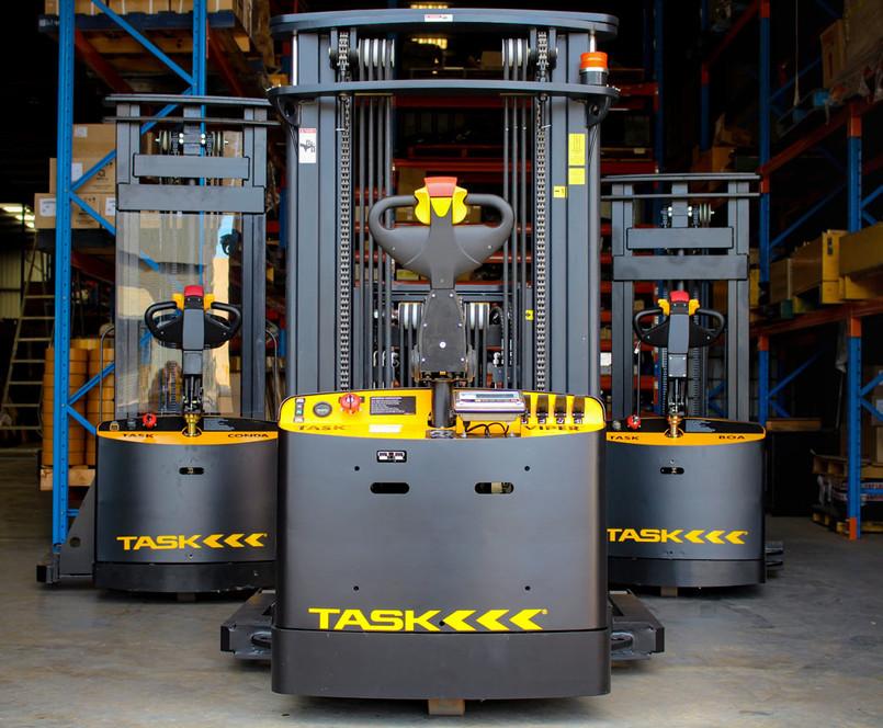 TASK Walkie Stacker Range
