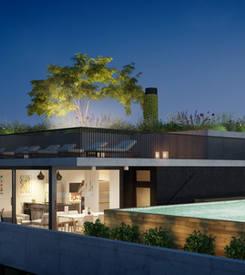 Terraza piscina y SUM