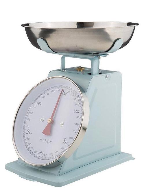 Plint keuken weegschaal