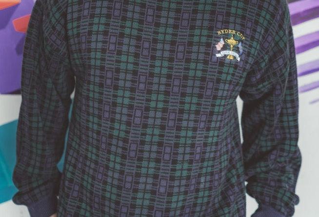 Ryder Cup Crewneck Sweater