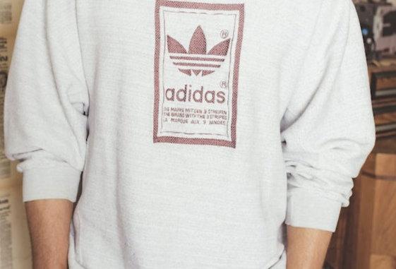 Adidas Baggy Sweatshirt