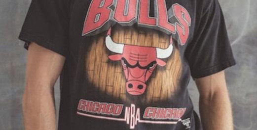 Chicago Bulls Graphic T shirt