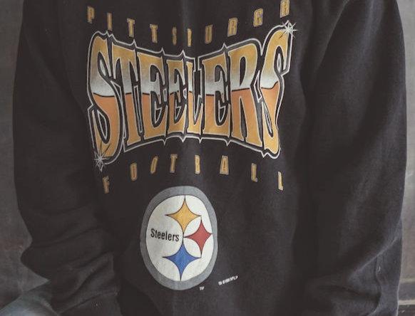 Pittsburgh Steelers Crewneck Sweatshirt