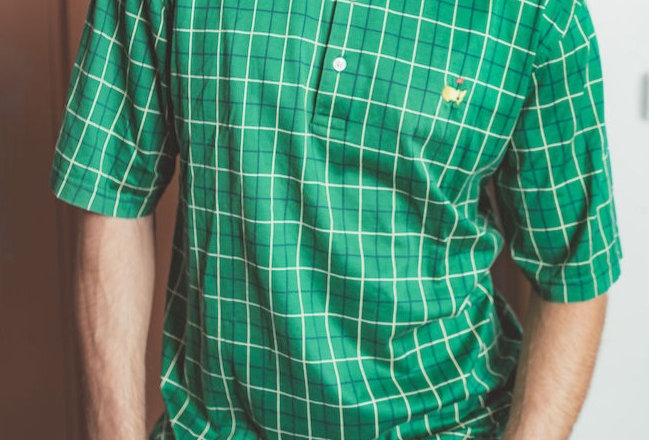 Augusta National Collared Shirt