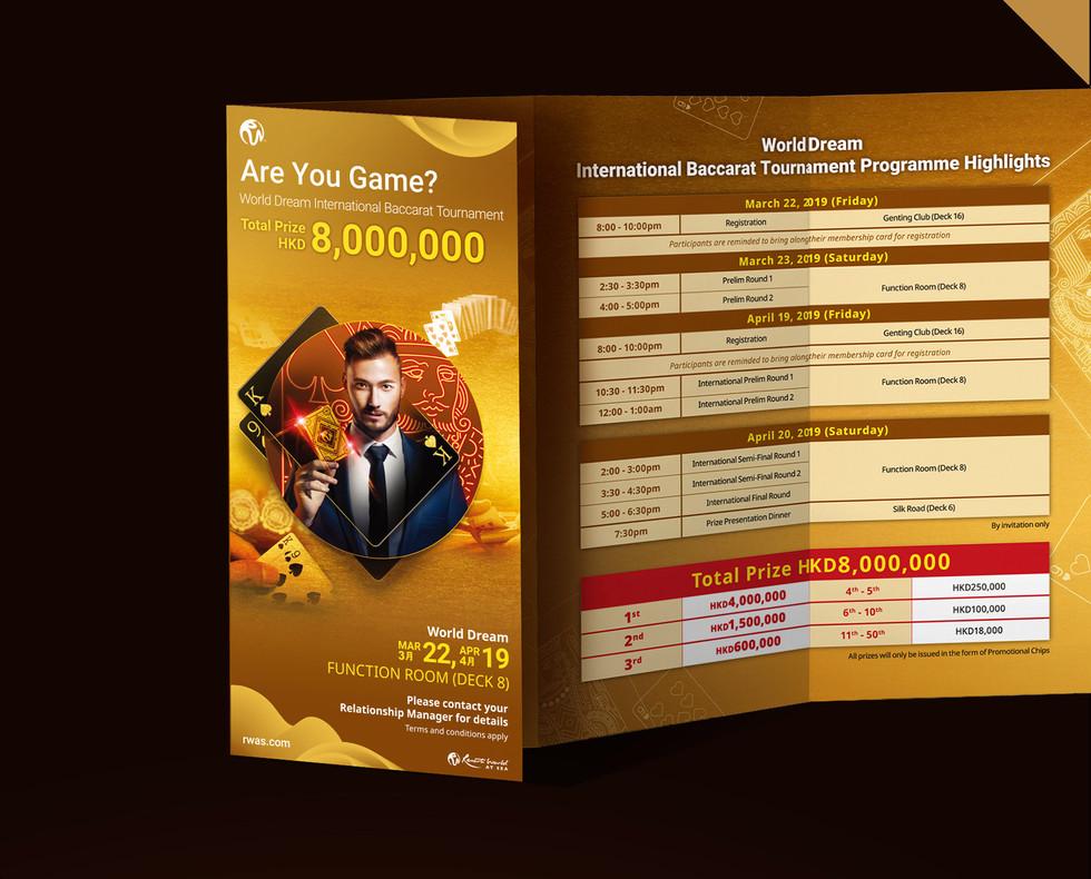 World Dream International Baccarat Tournament