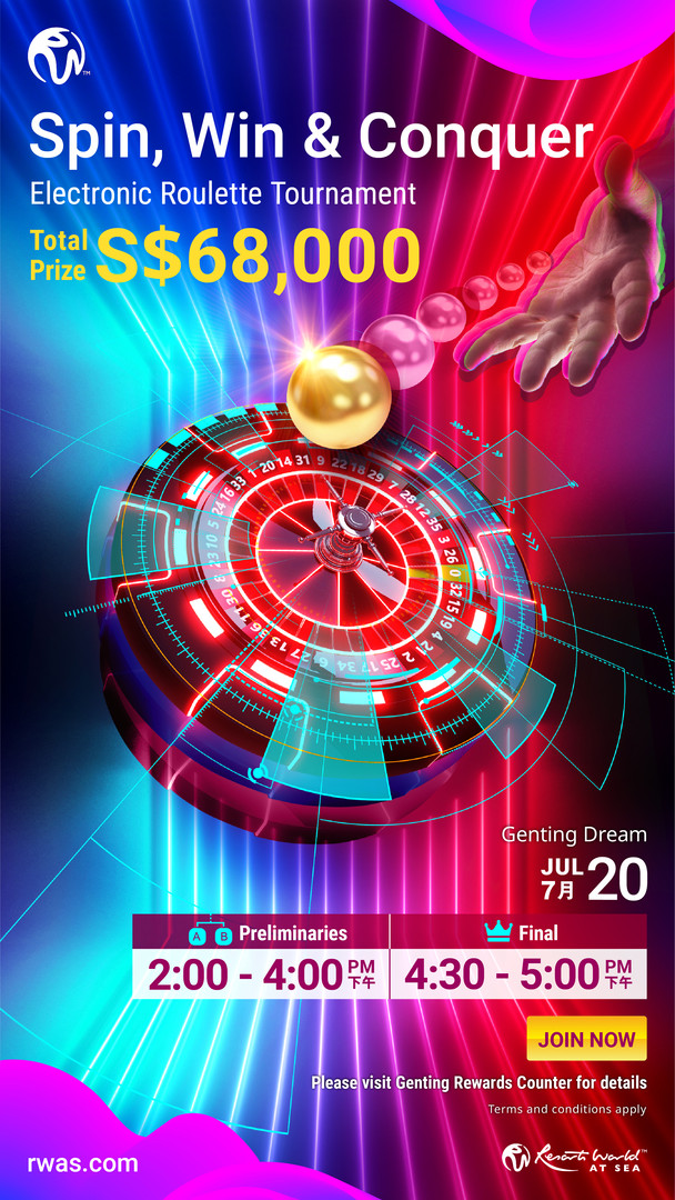 Electronic Roulette Tournament