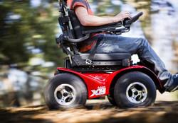 fauteuil roulant électrique X8