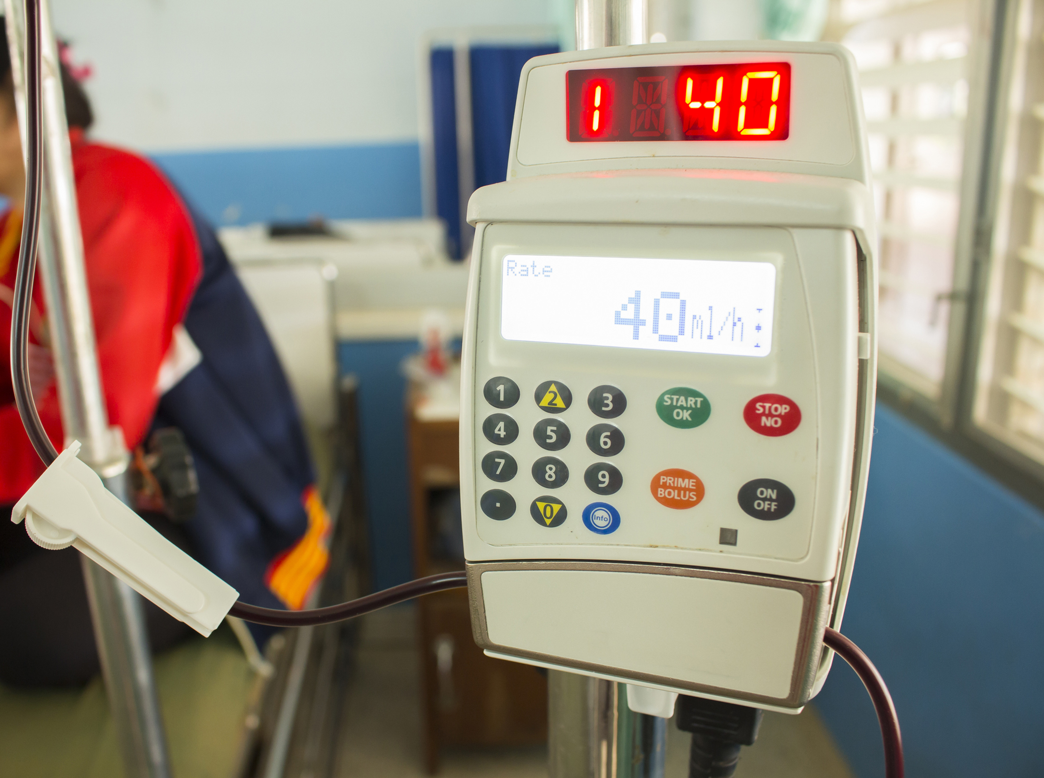 Prise en charge perfusion