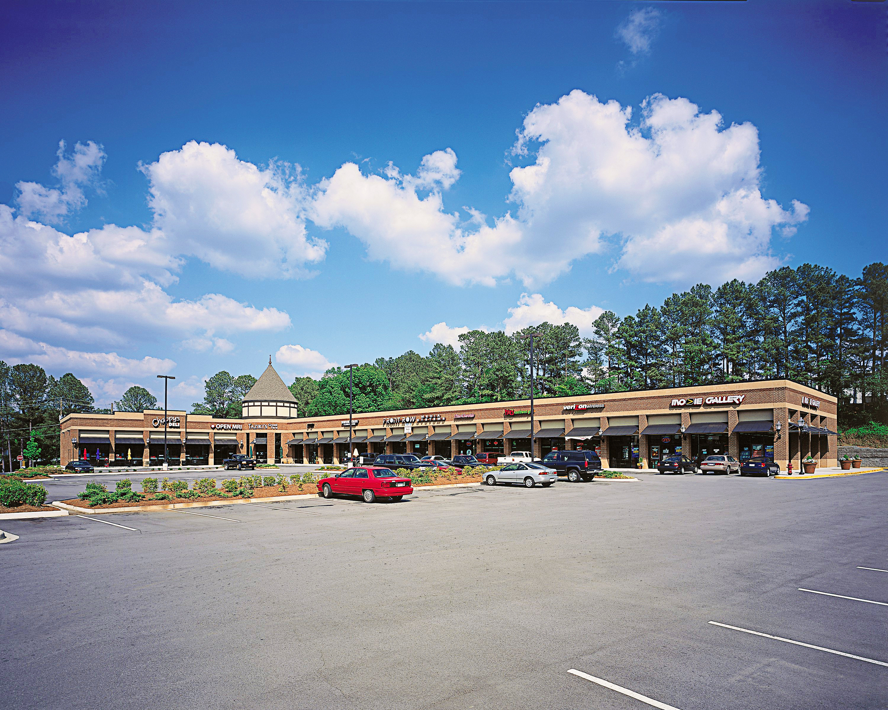 Mountain Brook Plaza Architecture