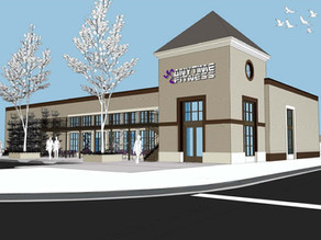 A New Anytime Fitness in Liberty Park