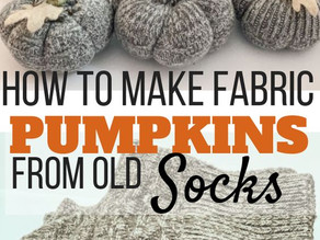 10 Easy and Fun DIY Fall Decorations