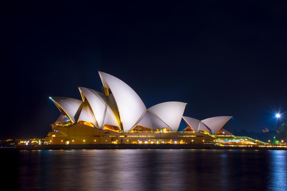 The Sydney Opera House Architect