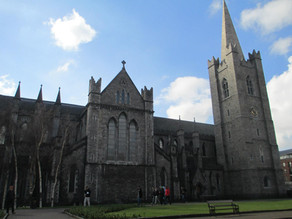 Saint Patrick's Cathedral, Ireland