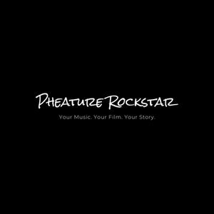 Pheature Rockstar logo.