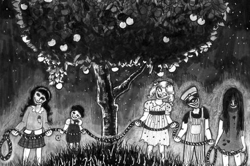 Creeps Under the Trees