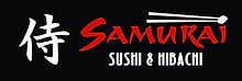 Samurai Sushi and Hibachi Logo