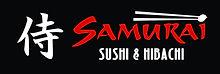 Samurai Sushi and Hibachi Logo