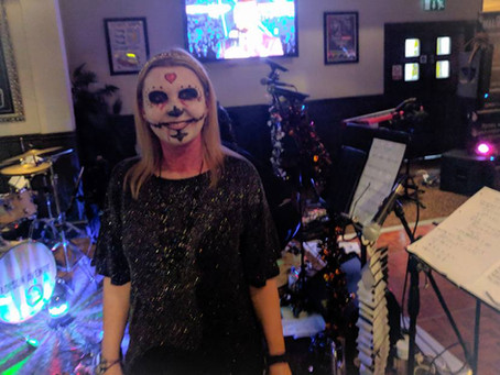 Halloween gig proves a knockout