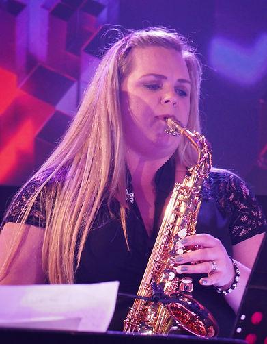 Cheryl - Saxophone