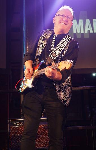 Eddie - Lead guitar