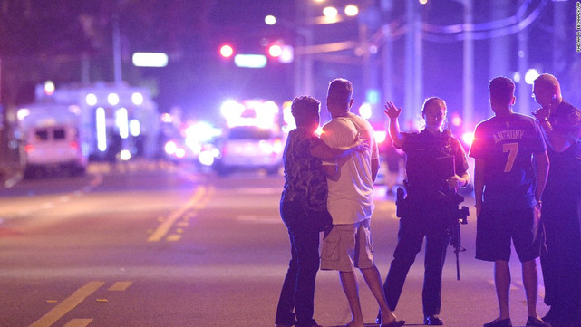 What Murdered 49 People in Orlando?
