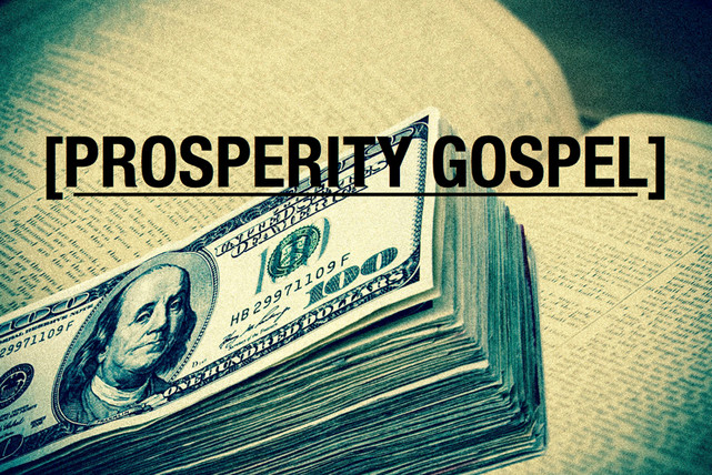 Hope For Sale: The Prosperity Gospel