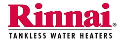 Rinnai Tankless water heater logo