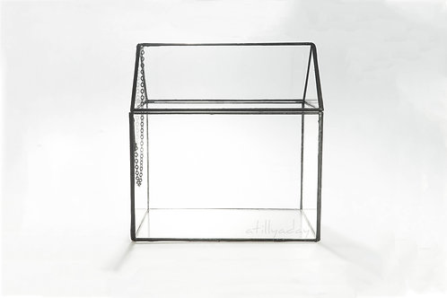 House Geometric Glassware