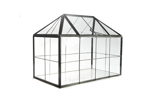 Greenhouse Geometric Glassware