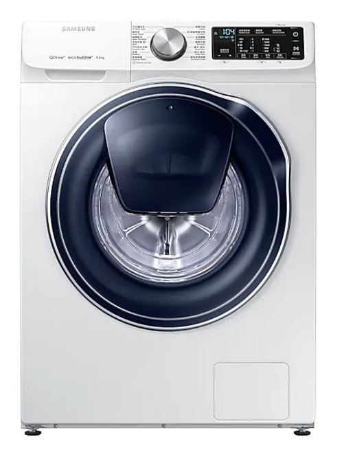 Samsung三星 WW90M64FOPW QuickDriveTM 9kg歐洲前置式洗衣機(1400轉)