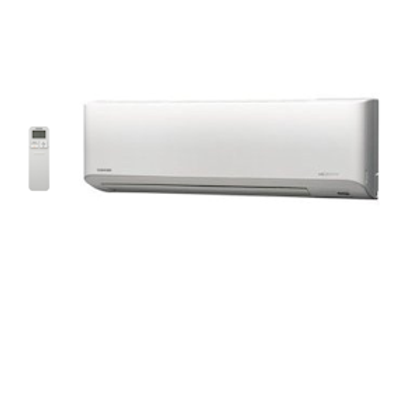 Toshiba東芝 1匹冷暖變頻掛牆分體式冷氣機 RAS-10N3KVHK1