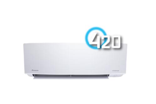 Daikin大金 2匹淨冷變頻420掛牆分體式冷氣機 FTKA50A