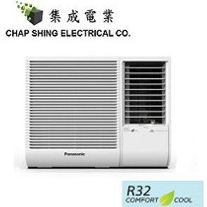 Panasonic 樂聲 匹半  R32窗口式冷氣機 CW-N1219VA